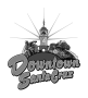 DowntownSCPictureLogo2012GRAY